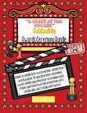 """A Night at the Oscars"" Editable Awards Ceremony Bundle"