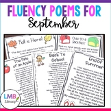 """""""A Packet Of Poems""""~ SEPTEMBER~Fun September Poems in colo"""