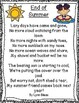 Fluency Poems for September, Monthly Poetry Comprehension and Poetry Centers