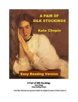 """A Pair of Silk Stockings"" Mp3 and Easy Reading Text"