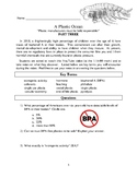 """""""A Plastic Ocean""""- Environmental and Marine Science Lesson Packet- Part Three"""
