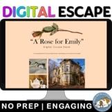 A Rose for Emily by William Faulkner Digital Escape Room Review