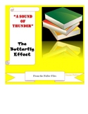 """""""A Sound of Thunder"""" Butterfly Effect Activity"""