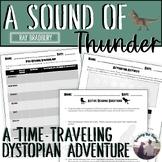 """A Sound of Thunder"" Ray Bradbury Short Story Lesson Plan! Rubric & Answer Keys!"