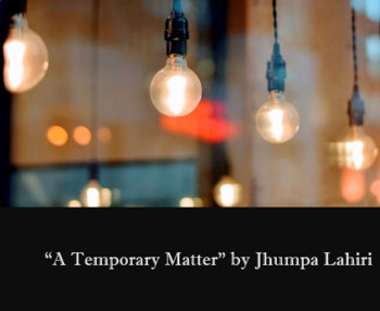 """A Temporary Matter"" Quiz and Answer Key"