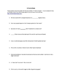 """""""A Time to Choose"""" Documentary Worksheet and Answer Key"""