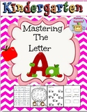 Alphabet Specialty: The Letter A  Alpha Pack Activities/wo