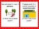 Spanish Question Words -game/ Oraciones  interrogativas.juego de tarjetas