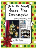 {A is for Advent} Jesse Tree Printable Ornaments