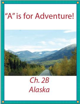 A is for Adventure-Ch.2B Reading Comprehension Passage with Questions and Images
