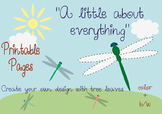 """""""A little about everything"""""""