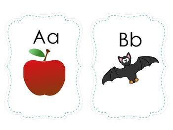"""""""ABC"""" Around the Room for K/1"""