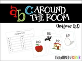 """ABC"" Around the Room for K/1"