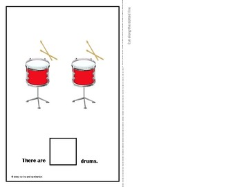 """{ADAPTED BOOK} """"How Many Instruments?"""" - Counting to 10"""