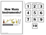 {ADAPTED BOOK} How Many Instruments? - Counting to 10