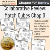 [AICE Marine] Chap 0 Collaborative Match Cube Review Game