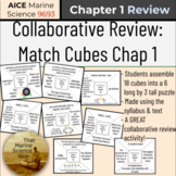 [AICE Marine] Chapter 1 Collaborative Match Cube Review Ga