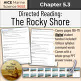 [AICE Marine] Directed Reading 5.3: Rocky Shores w/Digital