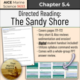 [AICE Marine] Directed Reading 5.4: The Sandy Shores w/Dig