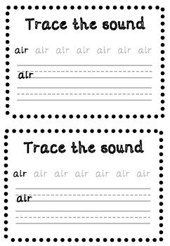 'AIR' PHONIC SOUND MINI-BOOK