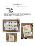 """-AN"" Word Family File Folder Game"