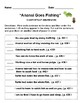 """ANANSI GOES FISHING"" ( Reading Street) Packet ( grade 2 )"