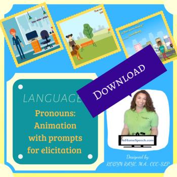 *ANIMATED* DOWNLOAD: Progress Monitor: Pronouns