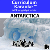 'ANTARCTICA' (Grades 3-8) ~ Curriculum Song Video l Distan