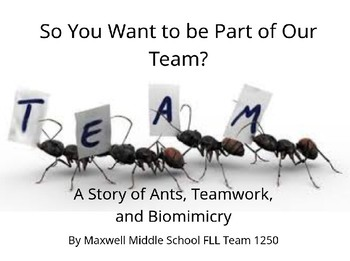 """ANTswers to Teamwork and Cooperative Learning"
