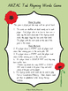 """ANZAC Ted"" rhyming words game with a twist"