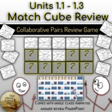 [APES AP Environmental] Unit 1.1 to 1.3 Collaborative Pair