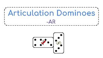 -AR Articulation Dominoes