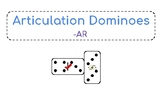 -AR Articulation Dominoes