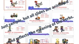 -AR-ER/IR VERB CONJUGATIONS PPT (ANIMATED) WITH SENTENCES