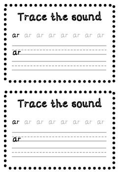 'AR' PHONIC SOUND MINI-BOOK