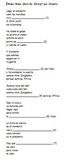 -AR, Parts of the Body, Soccer Song Lyrics in Spanish
