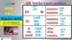 -AR VERBS POWER POINT AND WORKSHEET PRESENT CONJUGATION