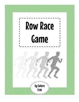 -AR Verbs Row Race Game