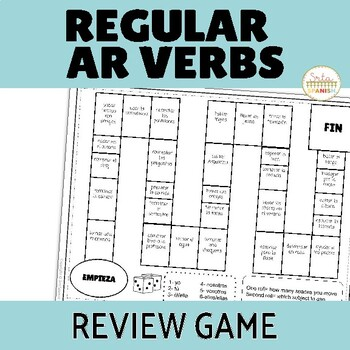 -AR verbs Review Game