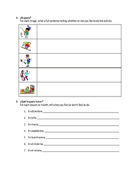 -AR verbs notes and practice