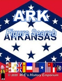 """""""ARKANSAS Historical Figures/Special People Word Search"""""""