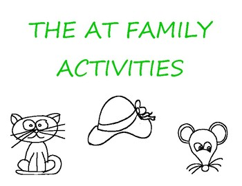 AT Family Activities Pack 1