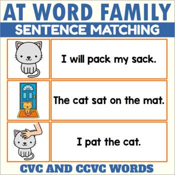 -AT Family Sentence Sort