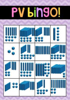 Place Value Bingo #luckydeals