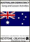 'AUSTRALIAN DEMOCRACY ~ MP3: READ, SING & LEARN Key Facts