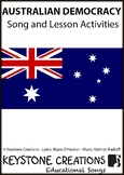 'AUSTRALIAN DEMOCRACY ~ MP3 Song & Lesson Materials (Grades 3-12)