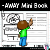 -AWAY Sight Word FREEBIE Mini Book for Early Readers - Dol