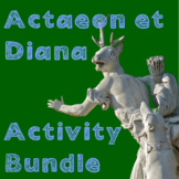 """""""Actaeon et Diana"""" Reading Passage and Activities"""