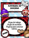*Actividades de Invierno* Winter Activities