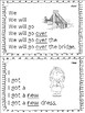 """Add On"" Sight Word Sentence Cards- 2nd 100 sight words"
